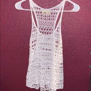 Cover-Up Knit Top